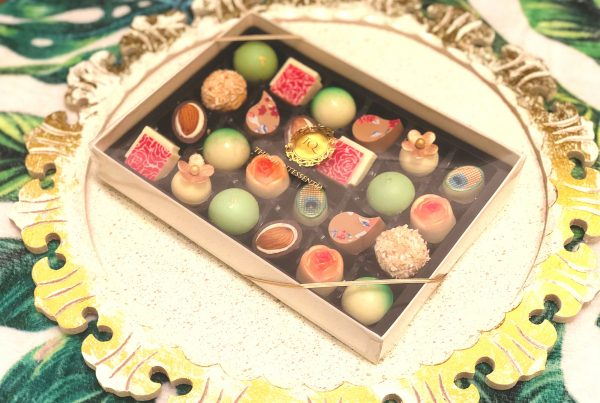 Box of 24 Bonbon