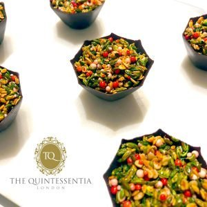 Chocolate Paan Cup