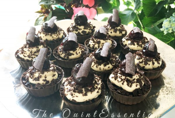 Black Forest Cups