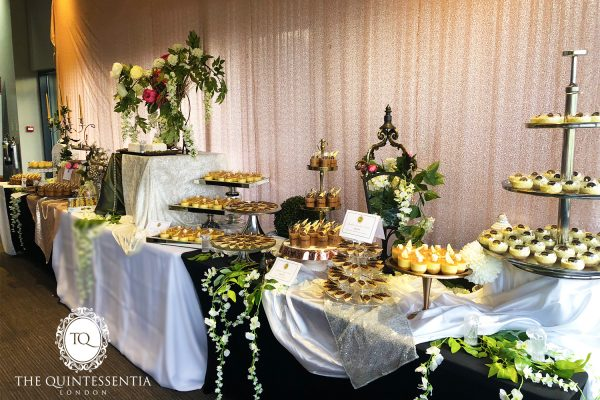 24 Feet Dessert Table