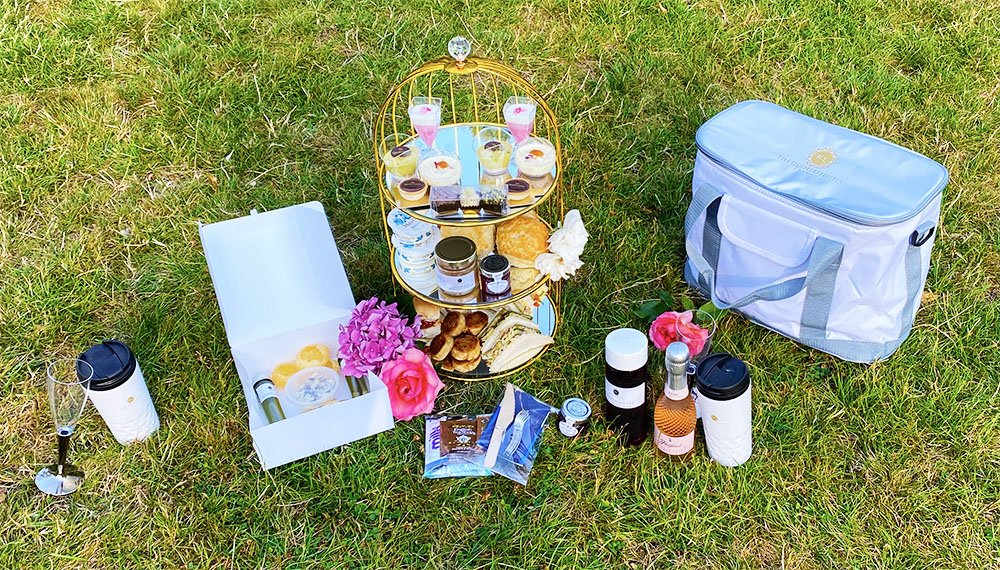 Picnic Afternoon Tea